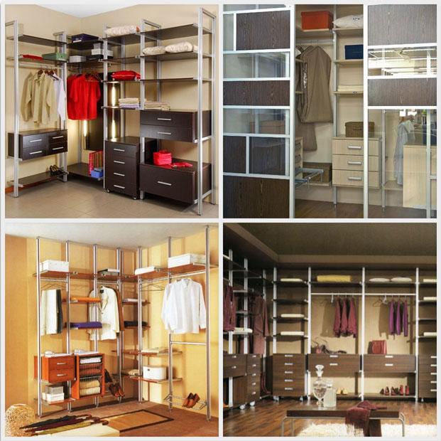 Методика изотовления шкафов купе и гардеробных комнат за 48 .
